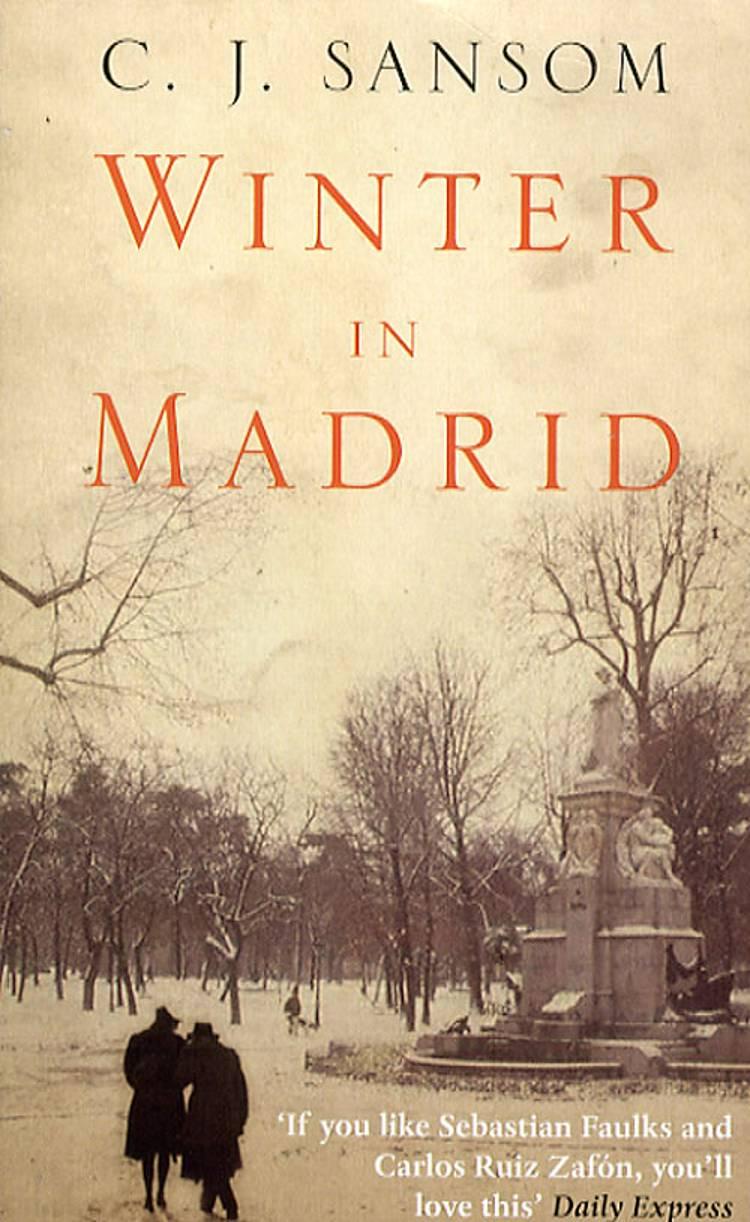 Winter in Madrid (MAC) af C. J. Sansom
