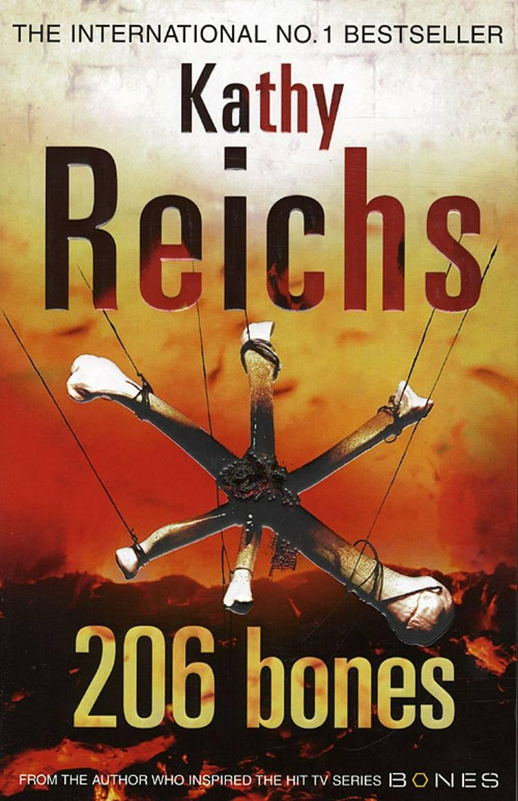 206 Bones TPB af Kathy Reichs