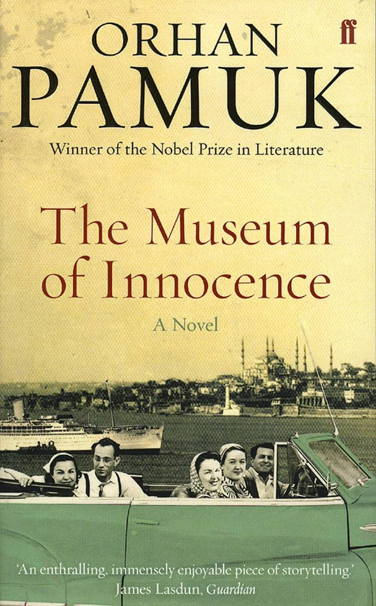 The Museum of Innocence af Orhan Pamuk