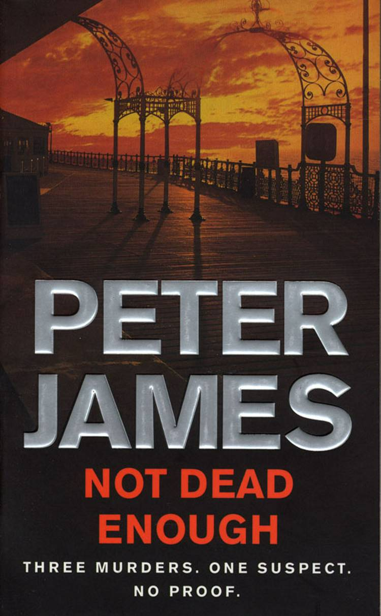 Not dead enough (MAC) af Peter James