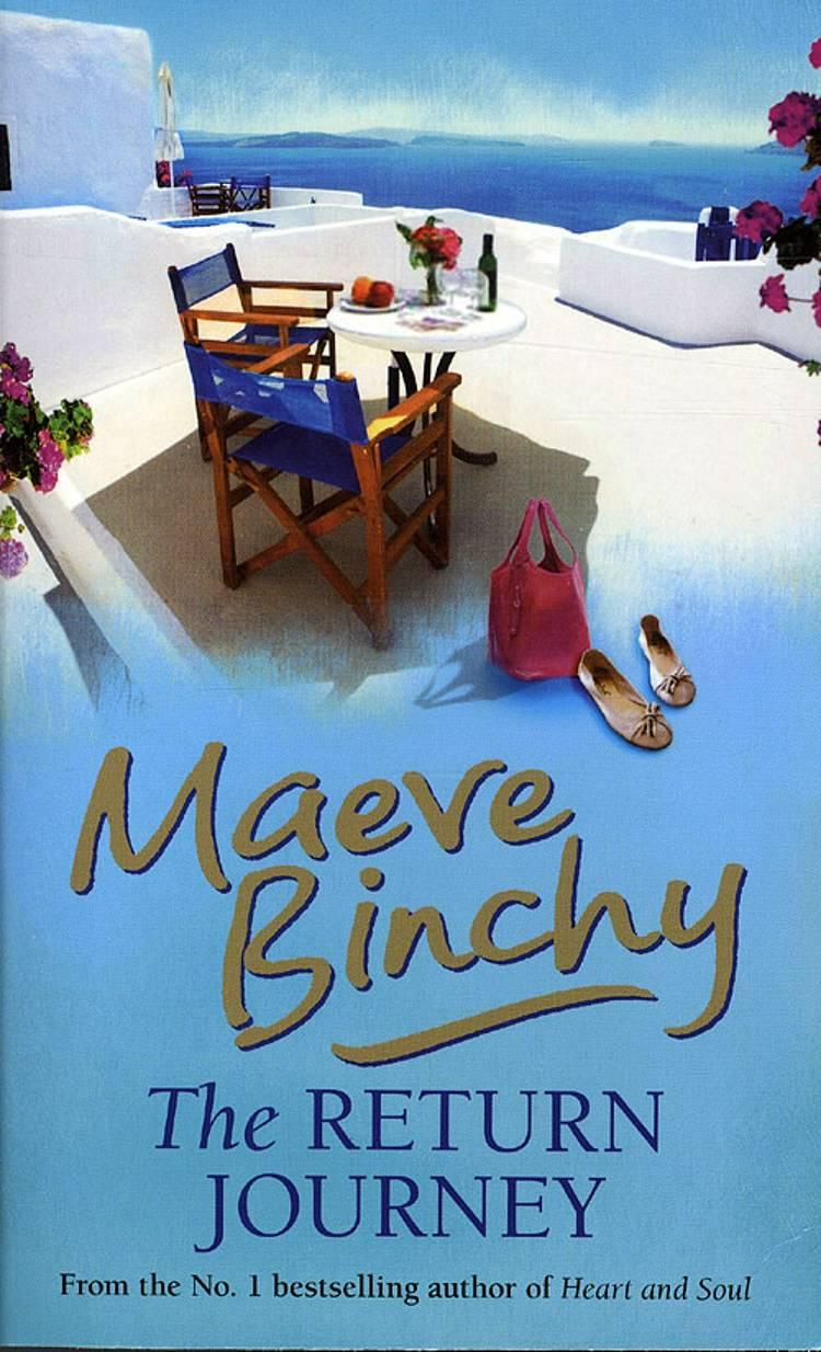 The Return Journey af Maeve Binchy