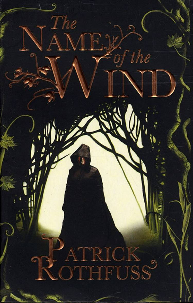 The Name of the Wind af Patrick Rothfuss