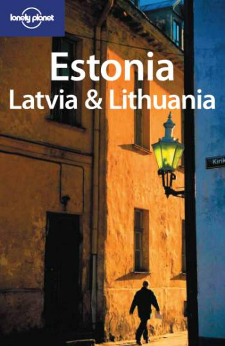 Estonia, Latvia & Lithuania af Regis St. Louis, Nicola Williams og Becca Blond