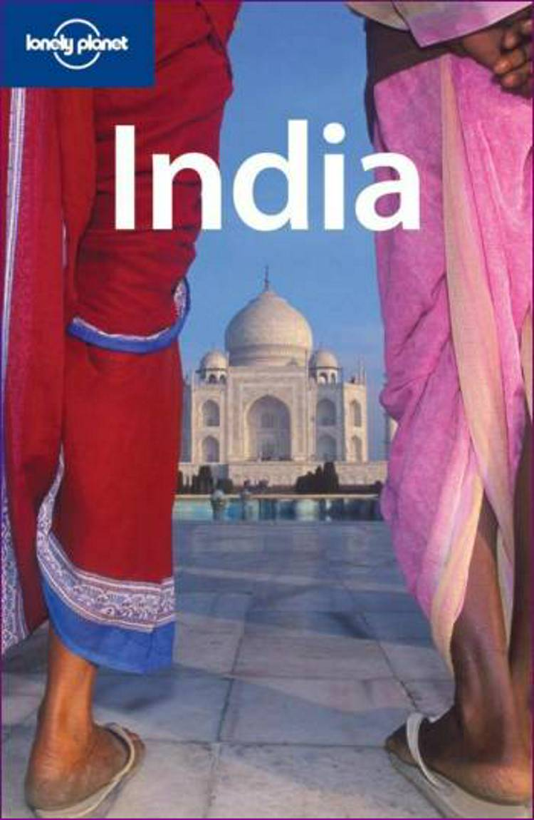 Lonely Planet Country Guide India af Sarina Singh