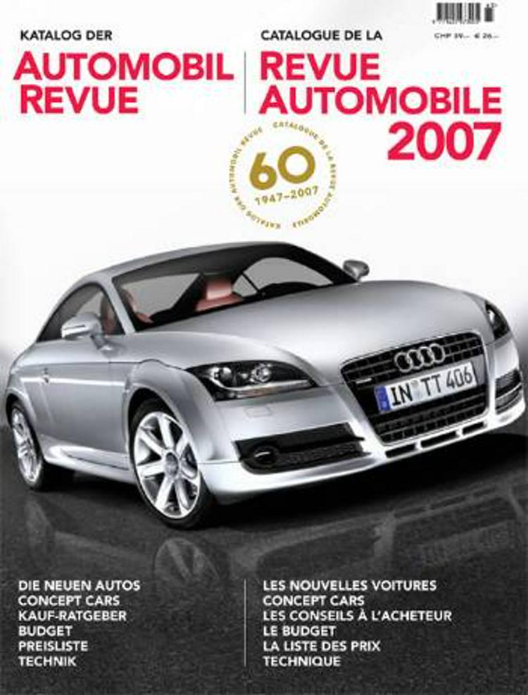 Automobil Revue Catalogue 2007