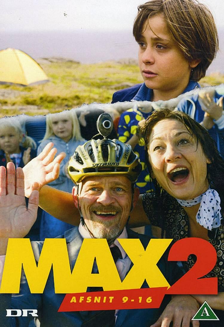 MAX 2 - TV-serie fra DR1