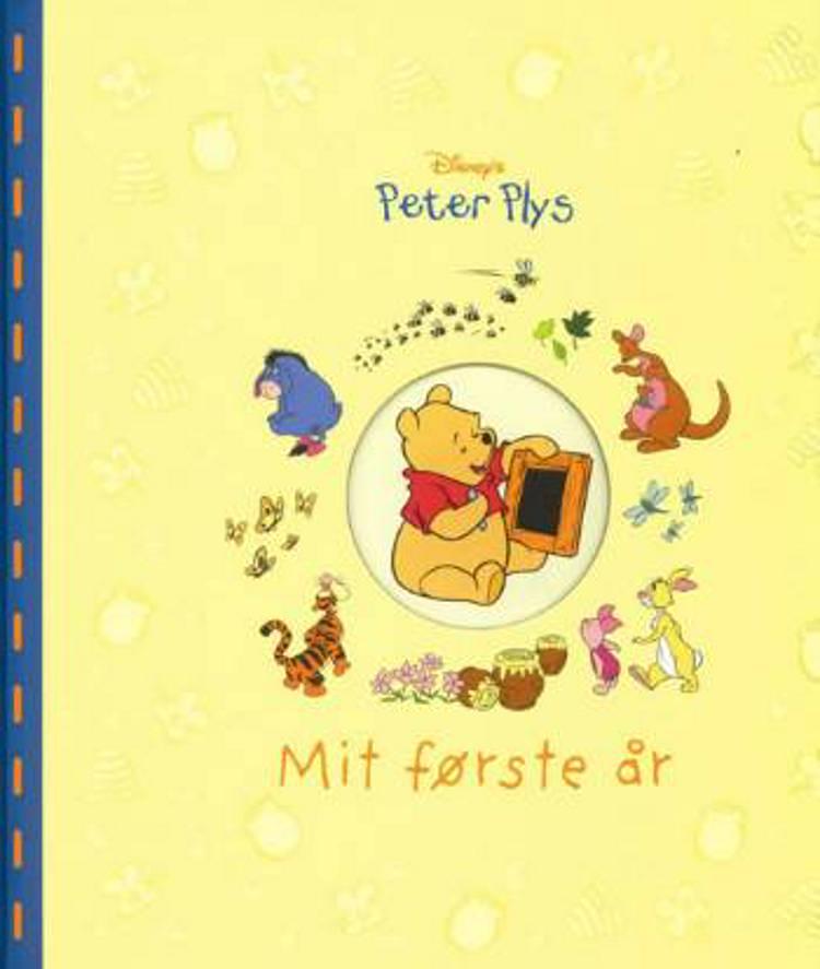 Barnets bog - Peter Plys - Mit første år