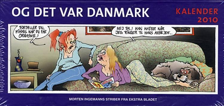 Og det var Danmark kalender 2010 (køb min. 3 stk.) af Morten Ingemann