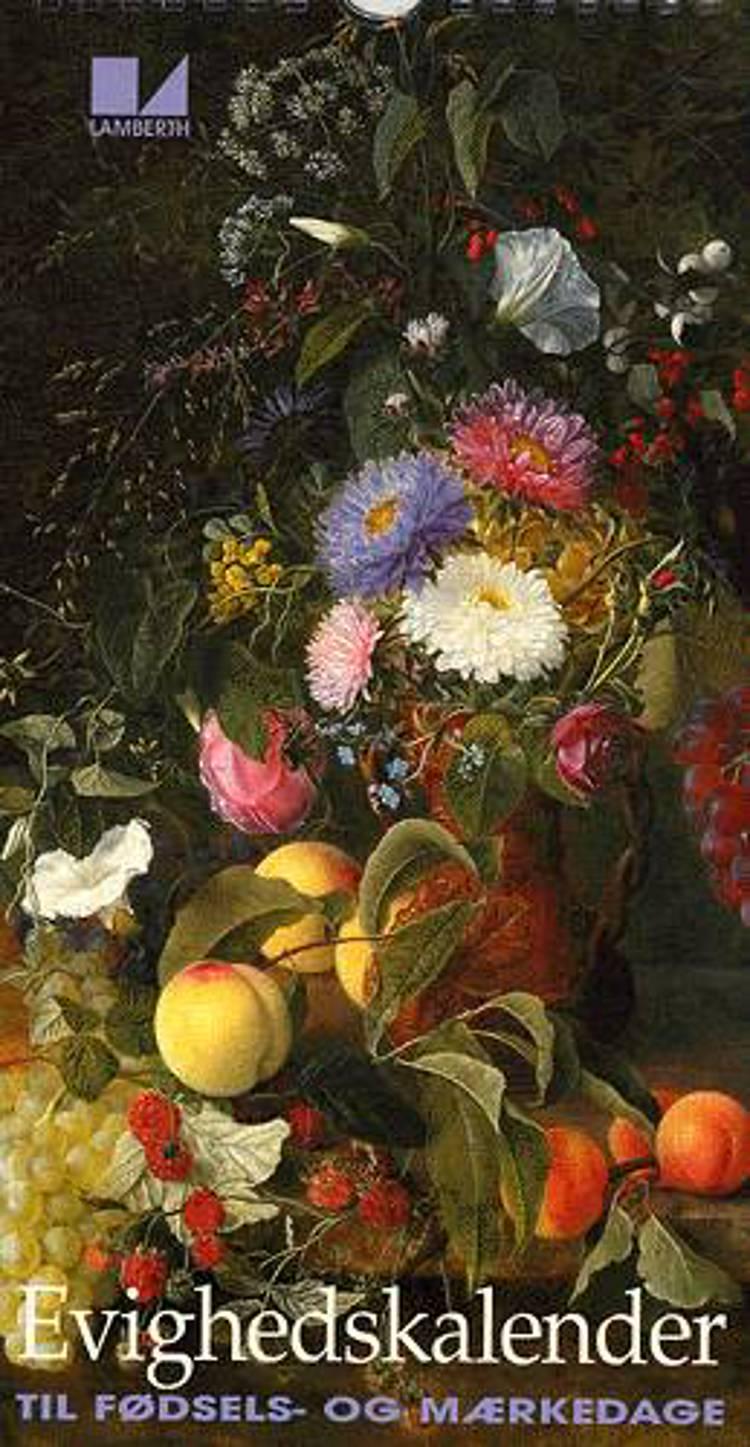 Blomstermalere evighedskalender