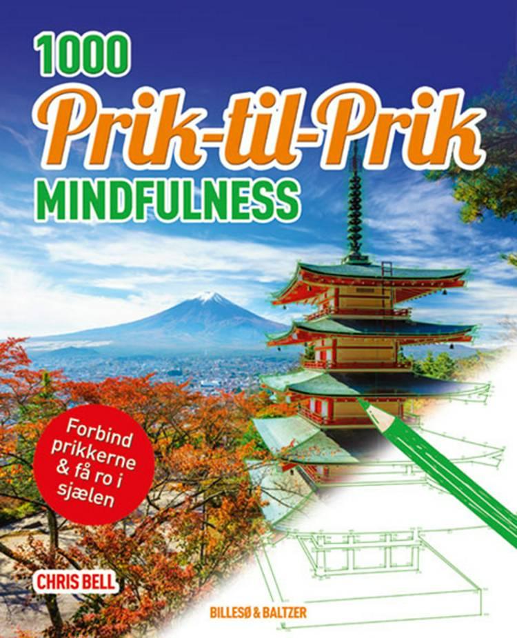 1000 Prik til prik - Mindfulness af Chris Bell