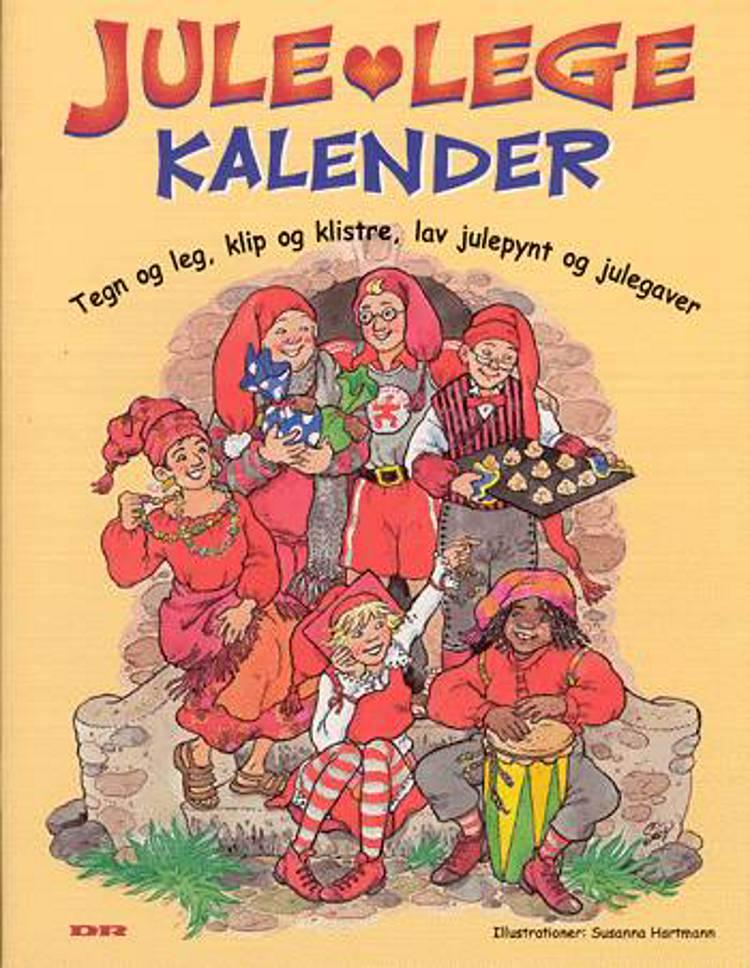 Julelege kalender 2004