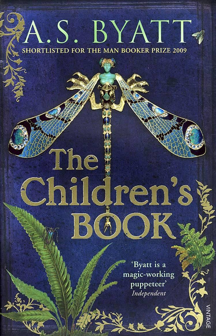 The Childrens Book af A. S. Byatt