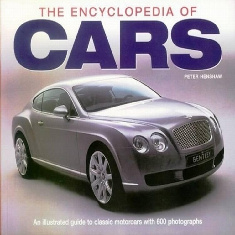 Encyclopedia of Cars af Peter Henshaw