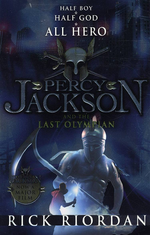 Percy Jackson and the Last Olympian af Rick Riordan
