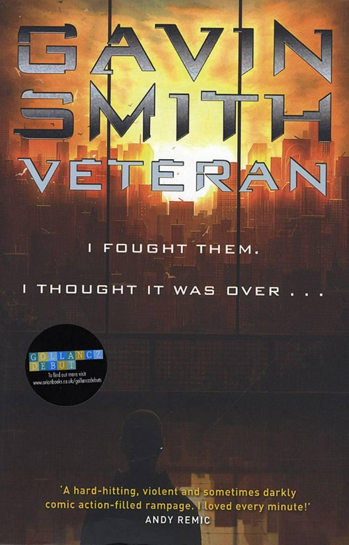 Veteran af Gavin G. Smith