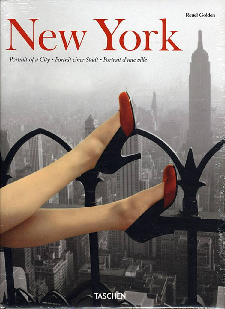 New York Portrait of a City af Reuel Golden