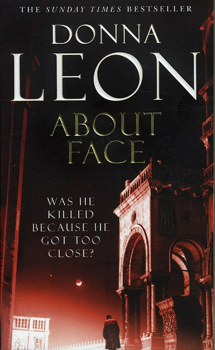 About face af Donna Leon