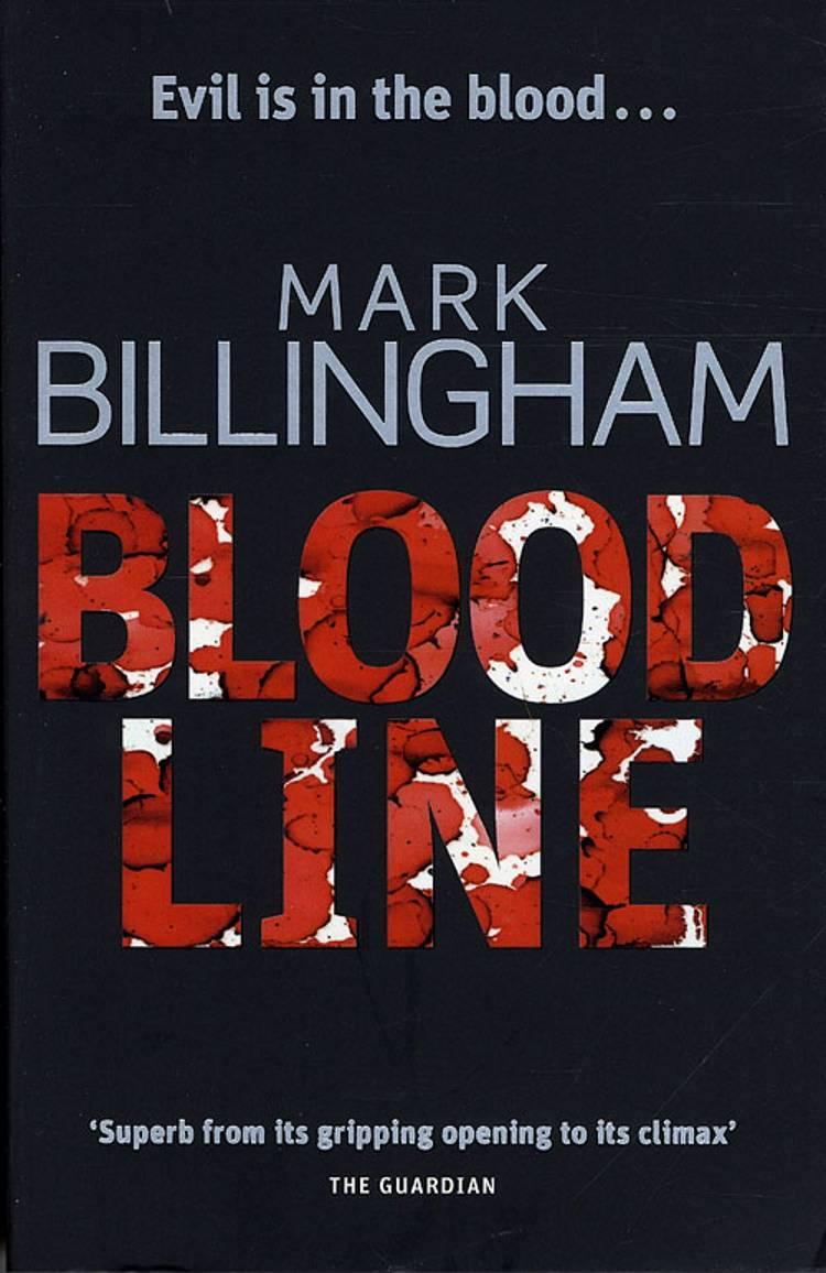 Blood Line af mark Billigham