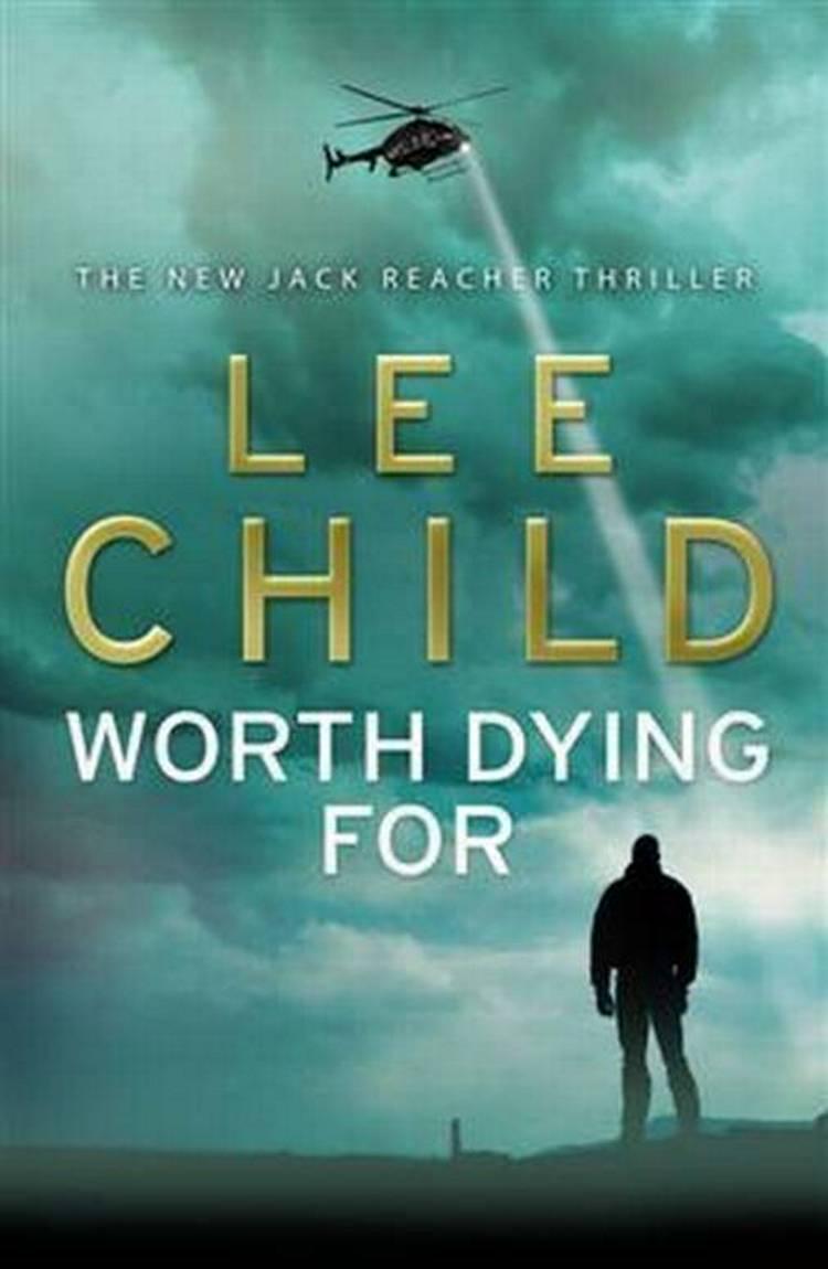Worth Dying For af Lee Child