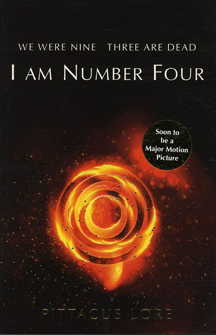 I Am Number Four af Pittacus Lore