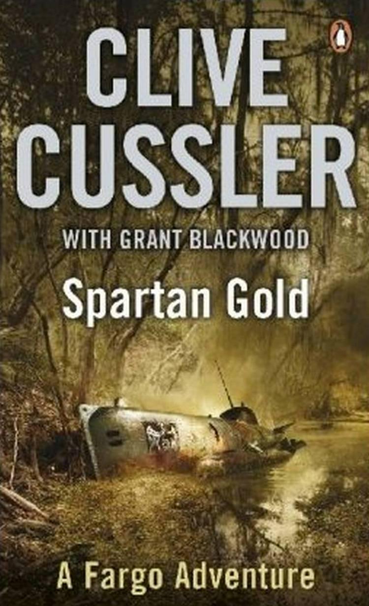 Spartan Gold af Clive Cussler