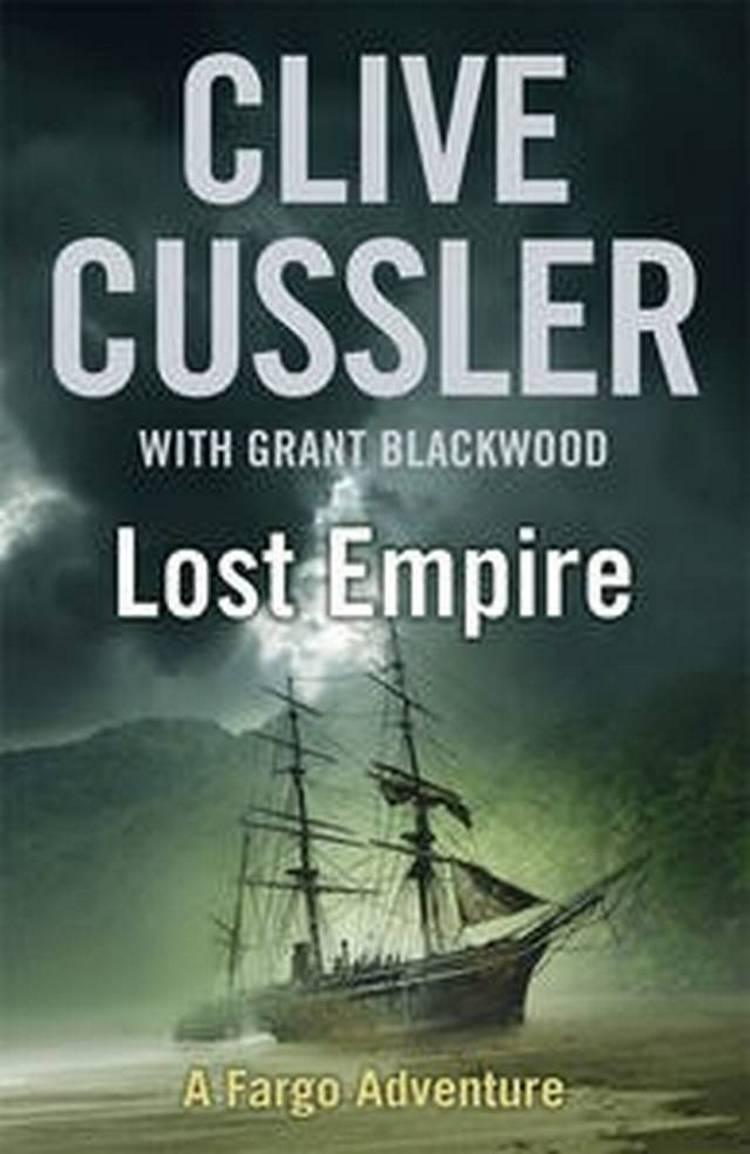 The Lost Empire af Clive Cussler