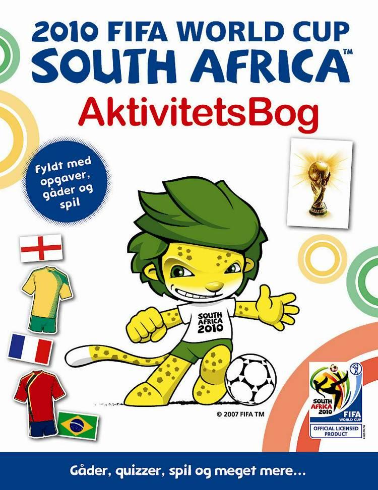 2010 FIFA World Cup South Africa -Aktivitetsbog af Bronagh Woods