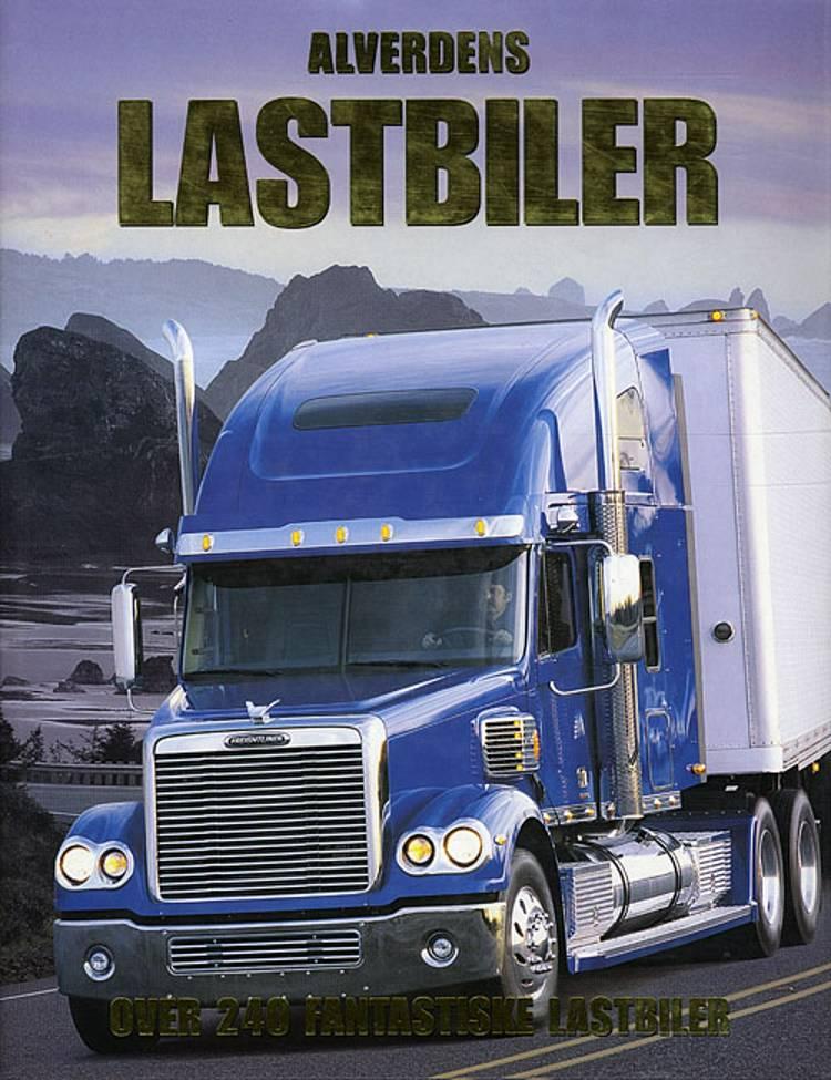 Alverdens Lastbiler af Ingrid Phaneuf og James Menzies