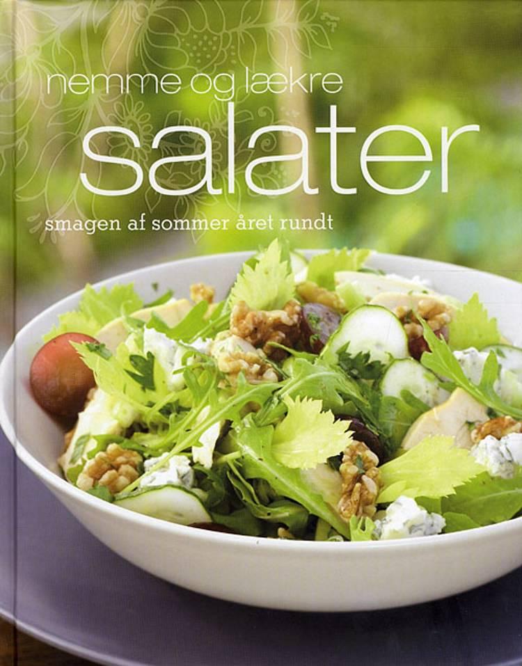 Nemme og lækre salater af Stevan Paul