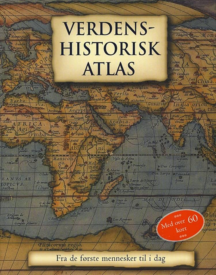 Verdenshistorisk Atlas af Liz Mckay og Kate Santon