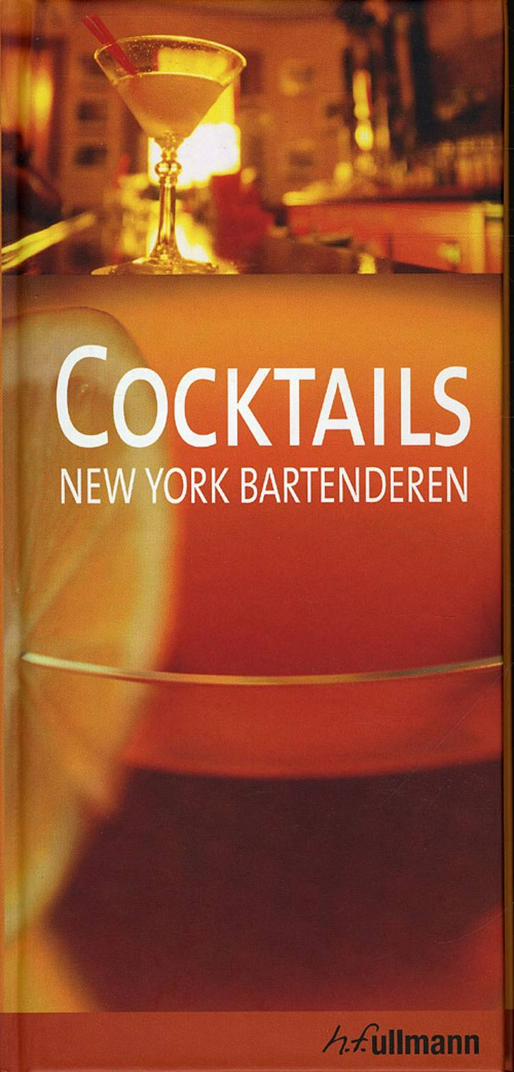 Cocktails New York Bartenderen af Sally Ann Berk