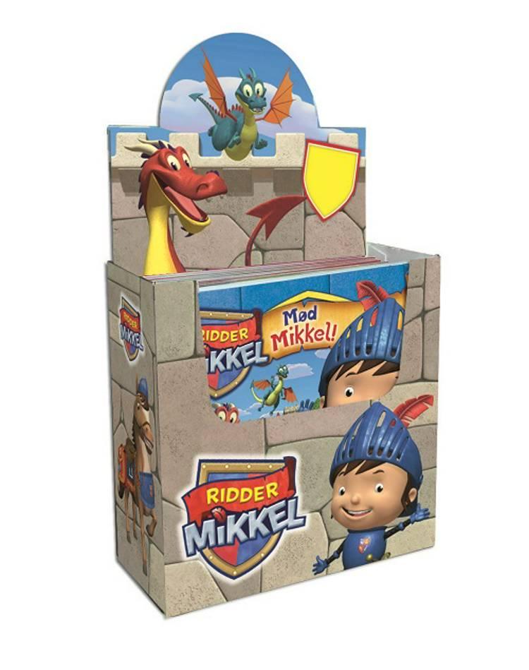 Ridder Mikkel mini display