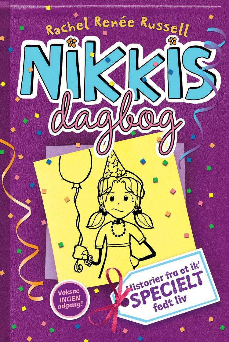 Nikkis Dagbog 2 af Rachel Renée Russell