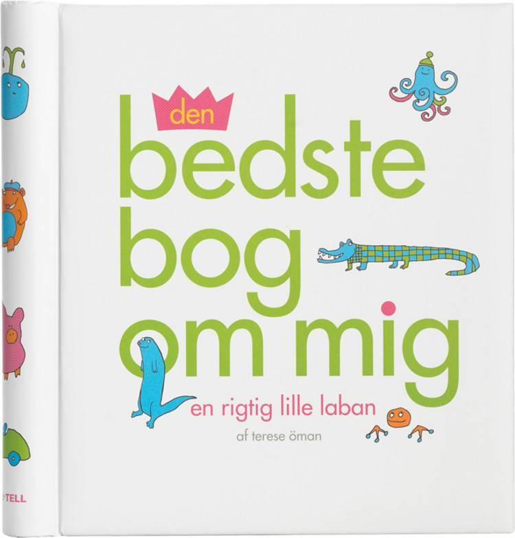 Den bedste bog om mig af Terese Öman