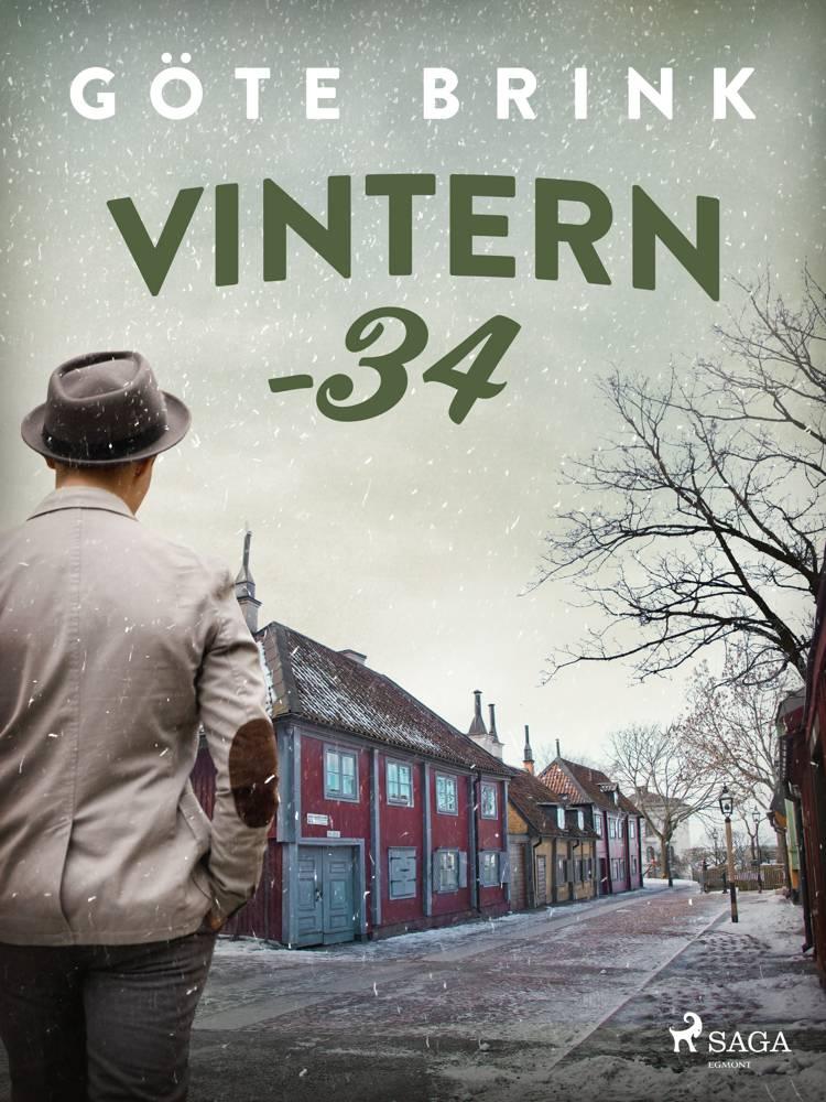 Vintern -34 af Göte Brink