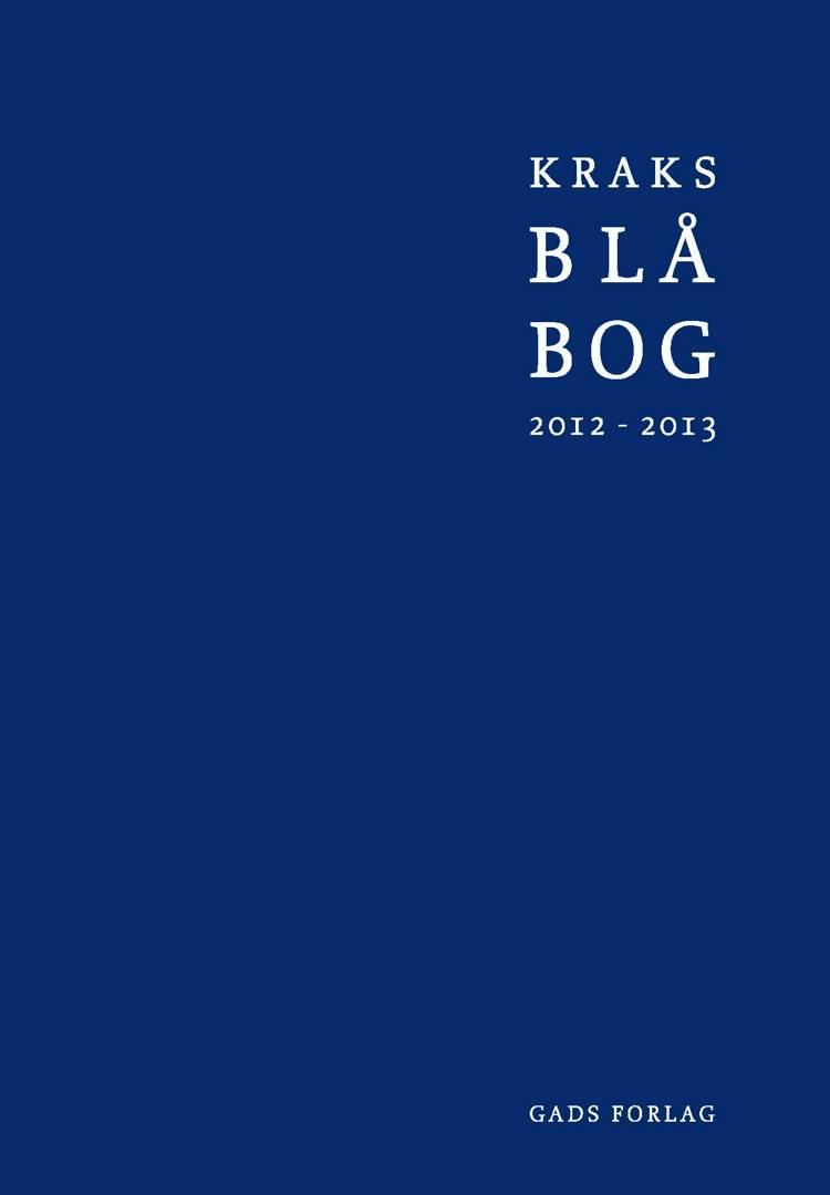 Kraks Blå Bog 2012/13