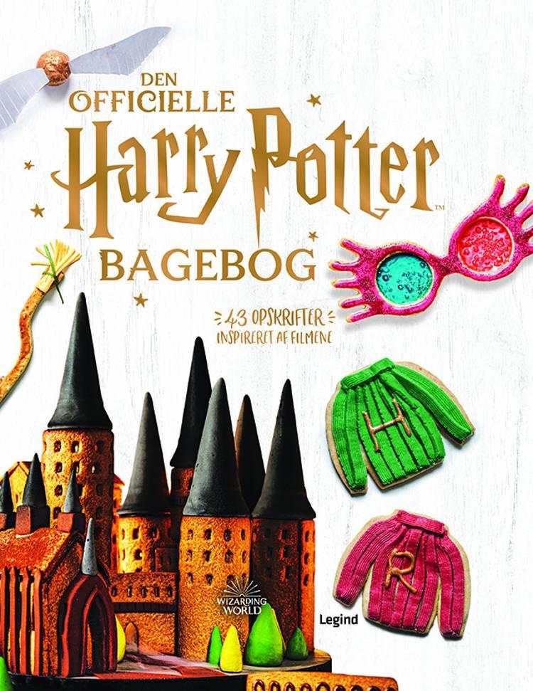 Den officielle Harry Potter bagebog af Joanna Farrow
