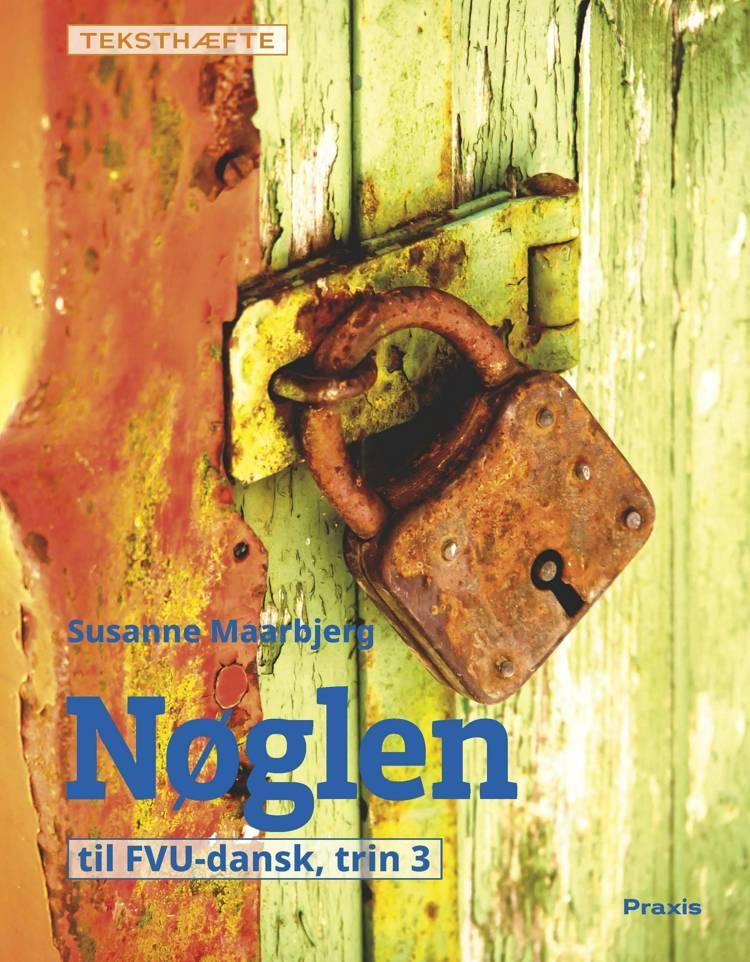 Nøglen, teksthæfte af Susanne Maarbjerg
