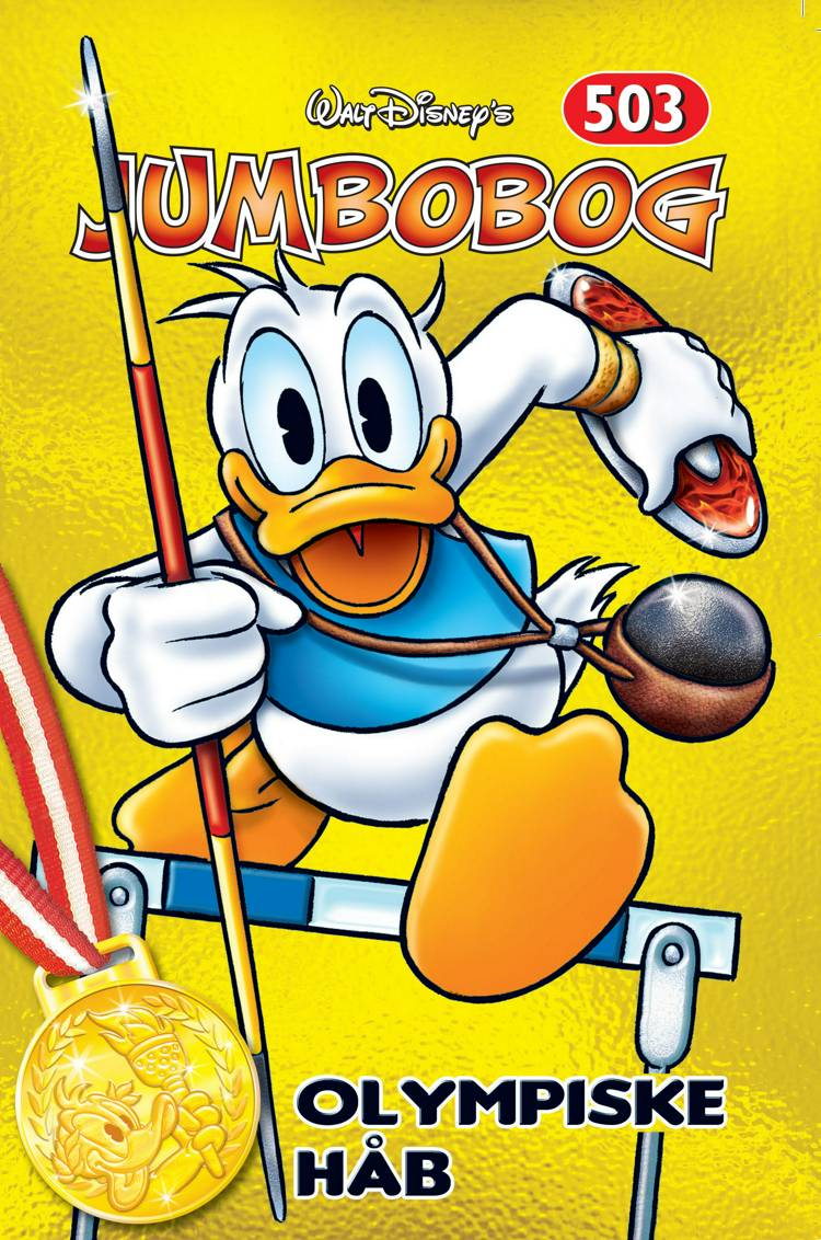 Jumbobog 503 af Disney