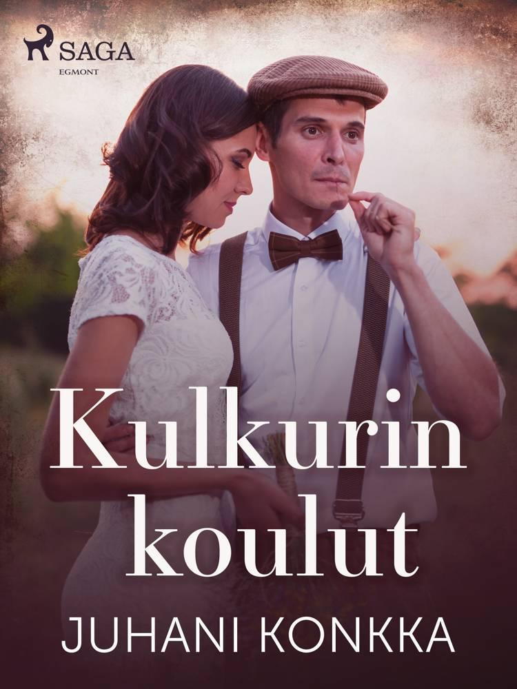 Kulkurin koulut af Juhani Konkka