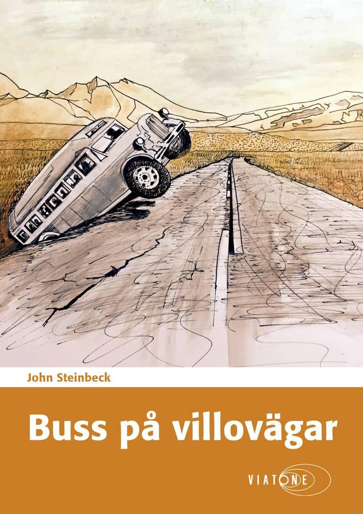 Buss på villovägar af John Steinbeck