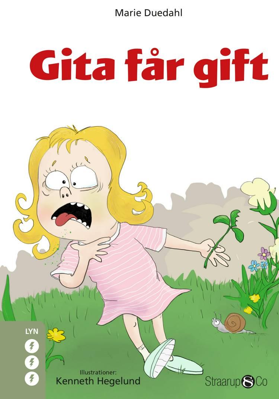 Gita får gift af Marie Duedahl