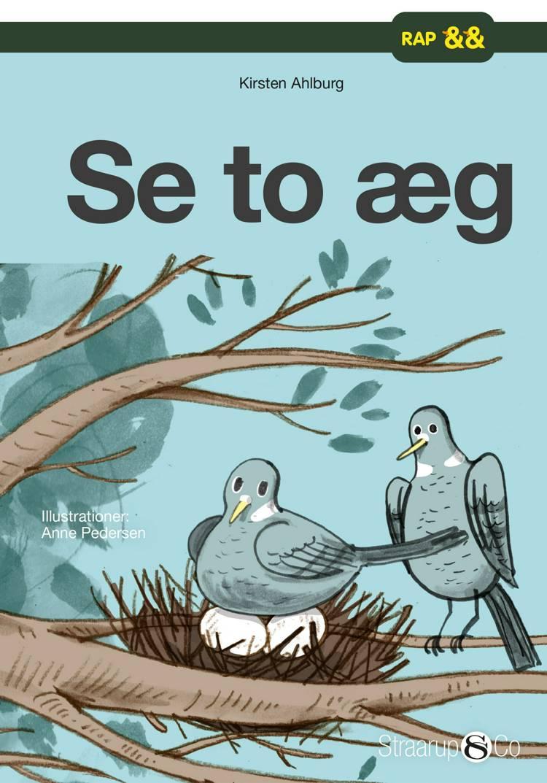 Se to æg af Kirsten Ahlburg