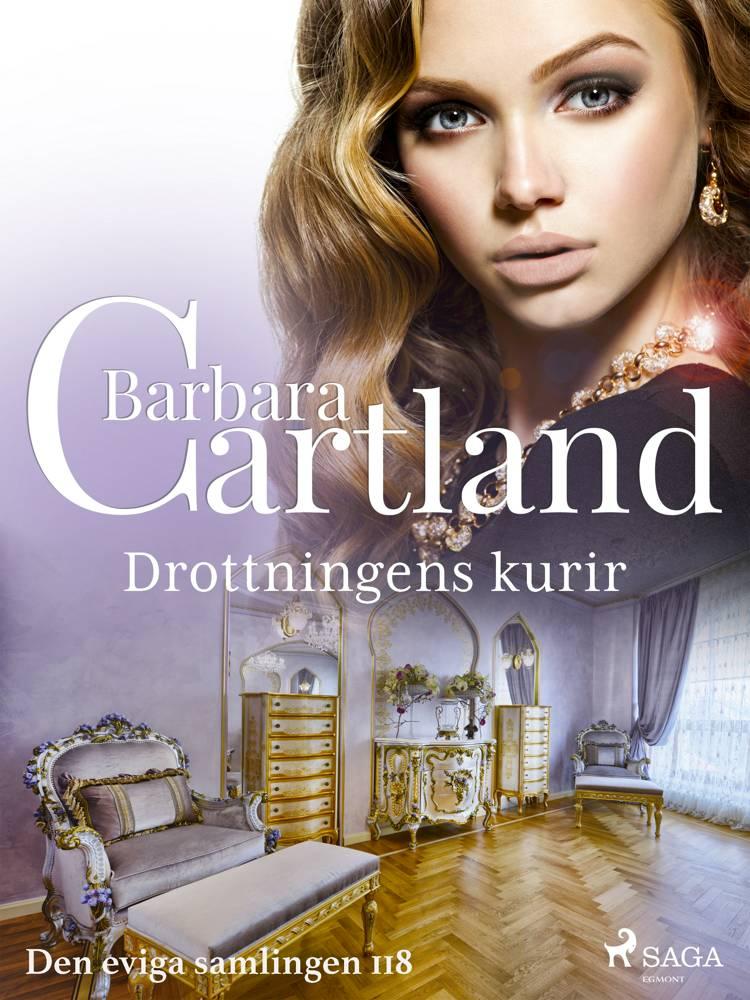 Drottningens kurir af Barbara Cartland