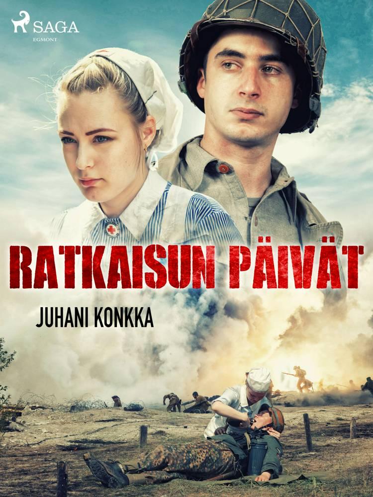 Ratkaisun päivät af Juhani Konkka