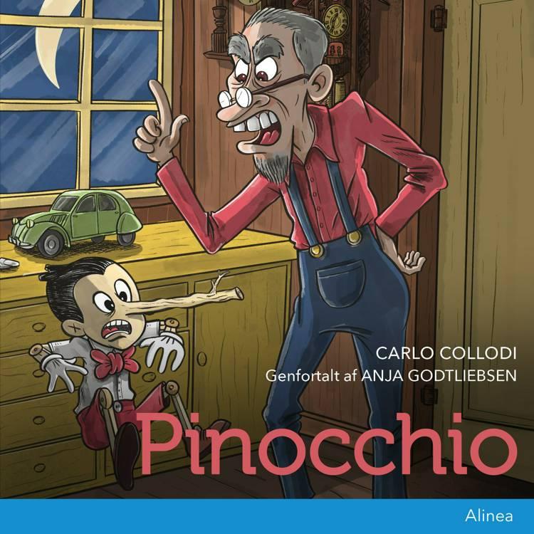 Pinocchio af Anja Godtliebsen