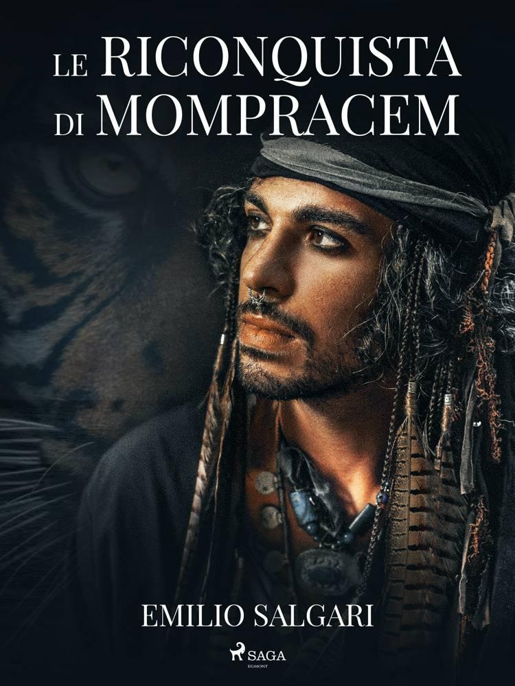 La riconquista di Mompracem af Emilio Salgari