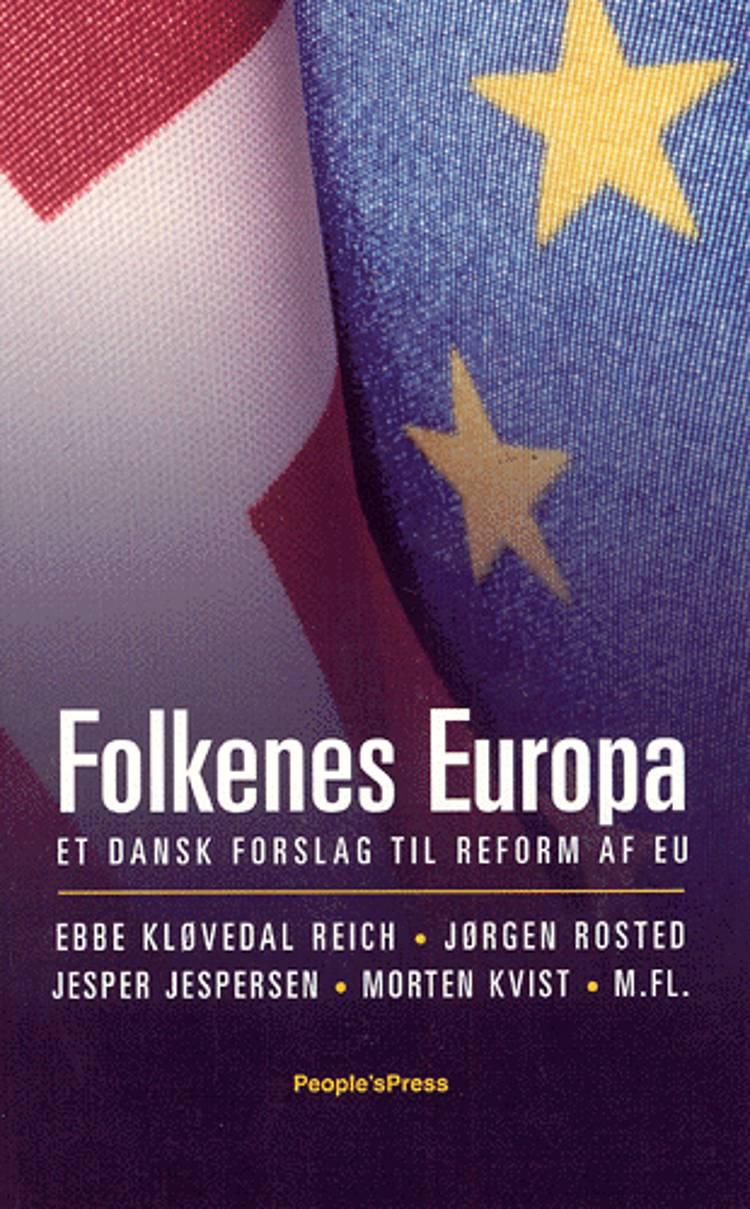 Folkenes Europa af Ebbe Kløvedal Reich m.fl.