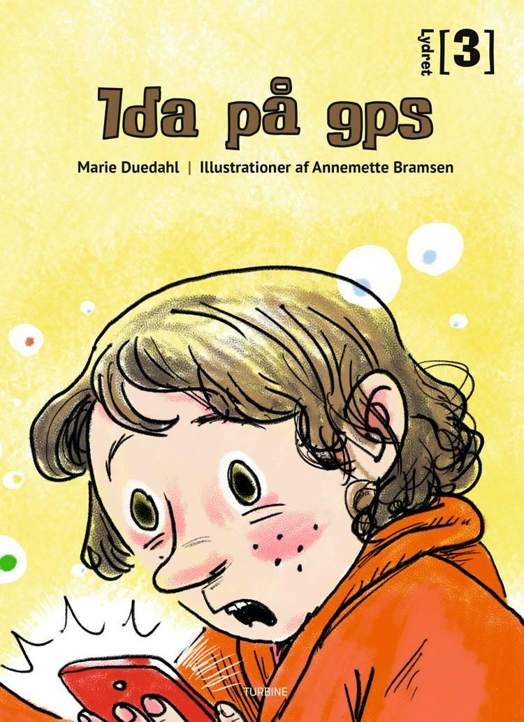 Ida på gps af Marie Duedahl