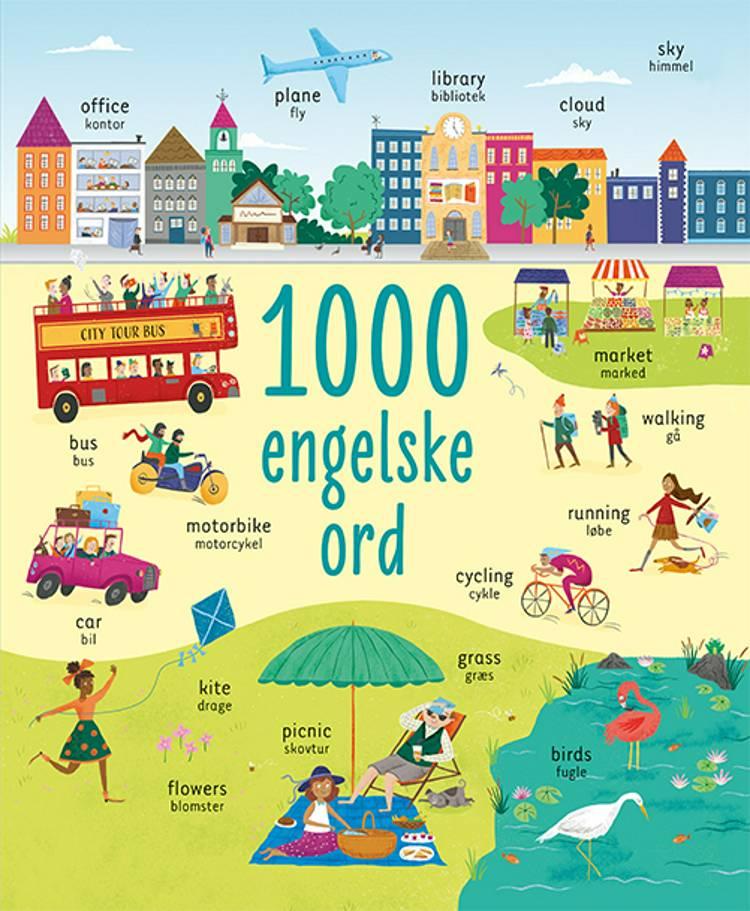 1000 engelske ord